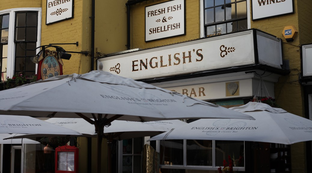 English's of Brighton terrace