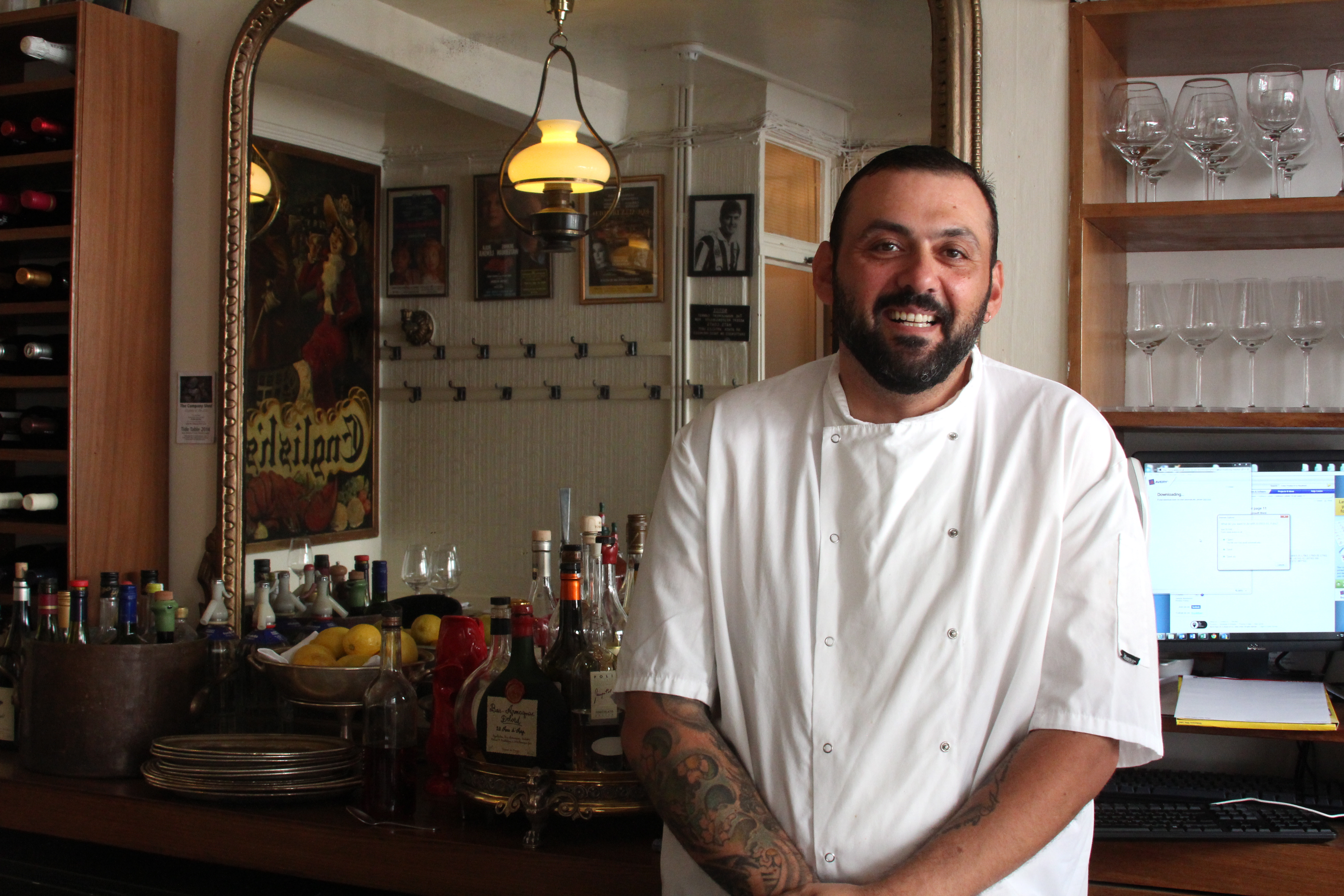 Interview with Sous Chef at Seafood Restaurant, English's of