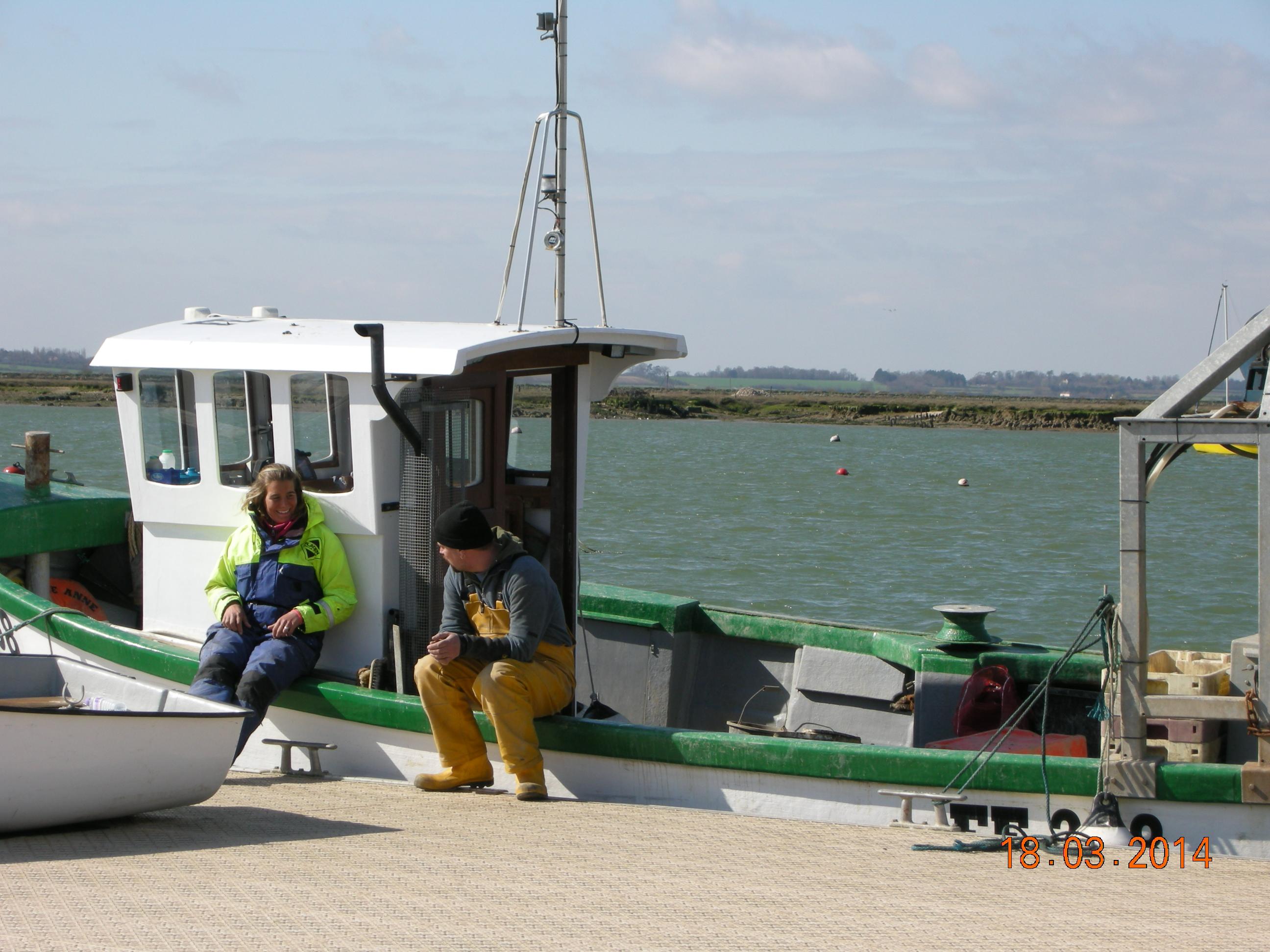 Oyster Visit 2