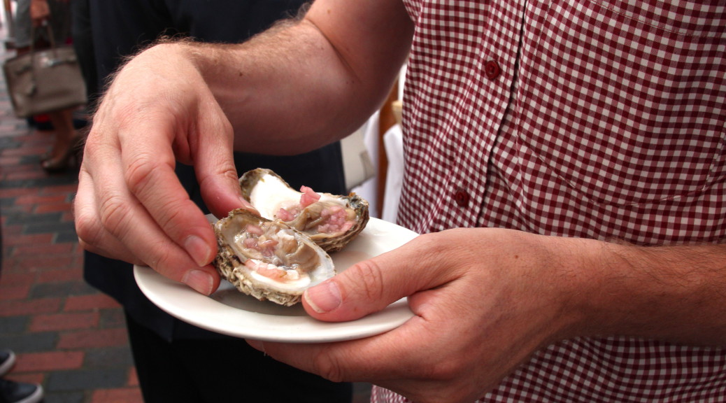 oysters brighton