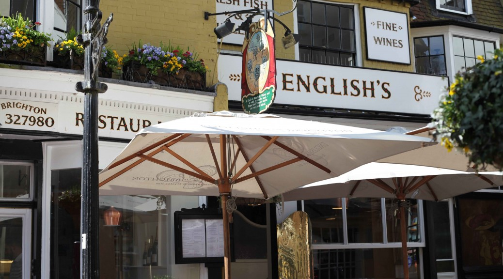 English's in the sunshine